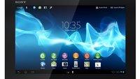 Sony: Qualität statt Preiskampf am Tablet-Markt