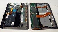 Sony Xperia Tablet S: Zerlegt und wieder zusammengesetzt [Video]