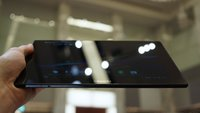 Sony Xperia Tablet Z: Fotos und Hands-On-Video des schlanken Tablets gesichtet