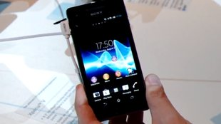 Sony Xperia V: Besseres Display durch Sensor-on-Lens-Technik