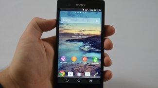 Sony Xperia Z, Xperia ZL &amp&#x3B; Xperia Tablet Z: Update auf Android 4.4.4 wird verteilt