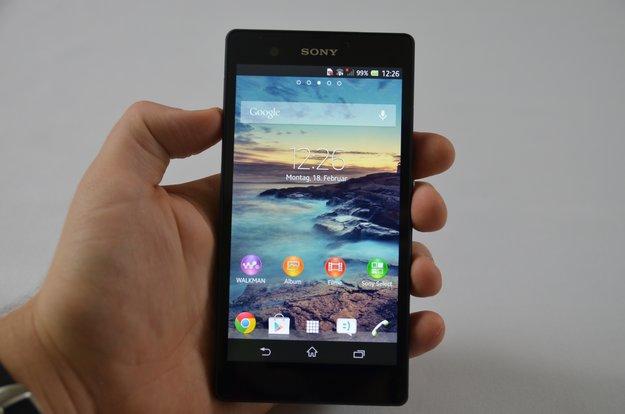 Sony Xperia Z: Sudden Death-Bug behoben, dafür mit Lockscreen-Lücke