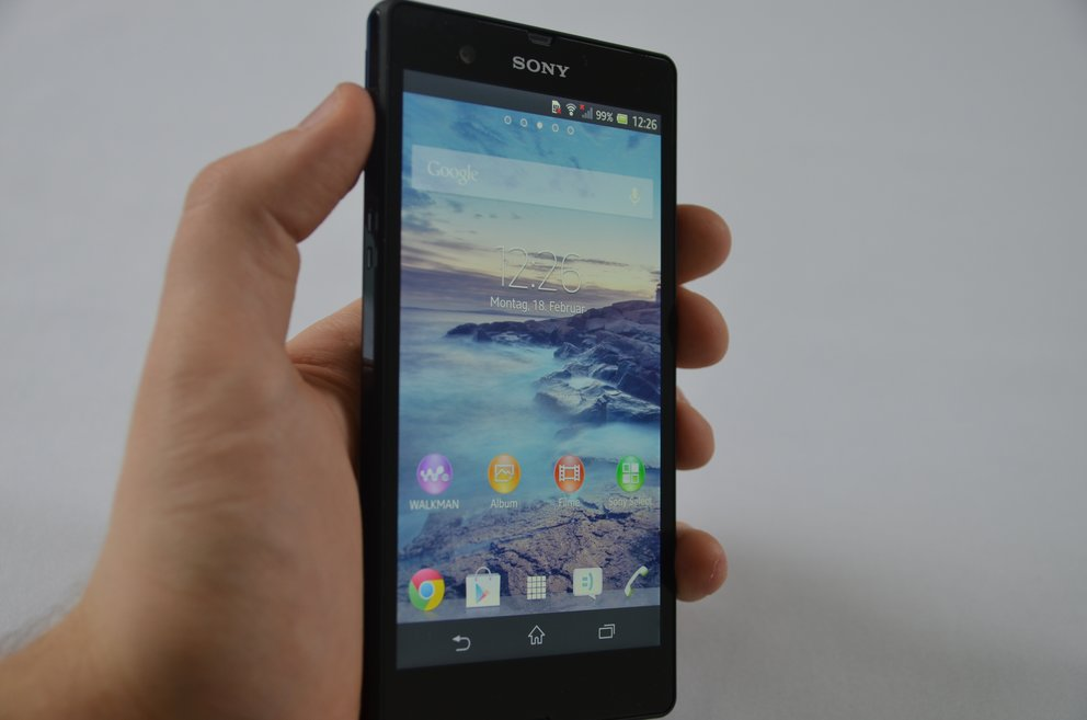 Sony Xperia Z: Display-Kalibrierungs-Tool für gerootete Geräte