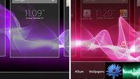"""Sony """"Yuga"""": Launcher aufgetaucht, Veröffentlichung als Xperia Z?"""