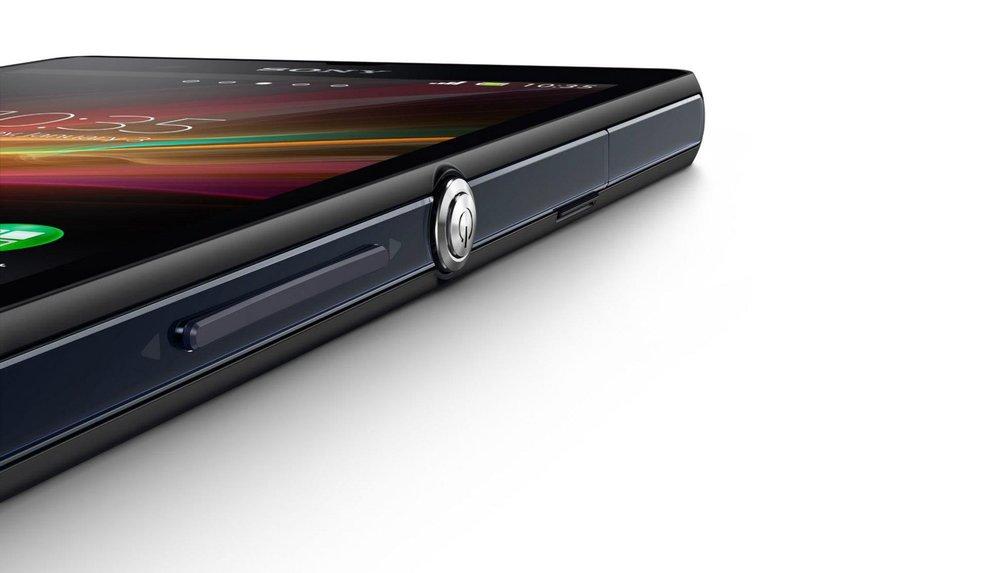 Sony: Keine Low End-Smartphones mehr, Xperia&nbsp&#x3B;Z-Power-Button als Markenzeichen