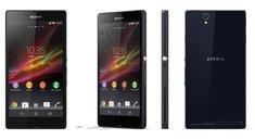 Sony Xperia Z: Release im Februar/März, jetzt vorbestellbar, HDR-Video-Vergleich [CES 2013]