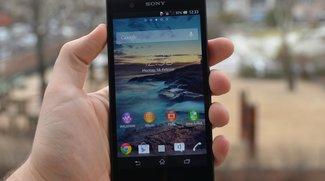 Sony Xperia Z, ZL &amp&#x3B; Xperia Tablet Z: Update auf Android 4.3 Jelly Bean wird ausgerollt