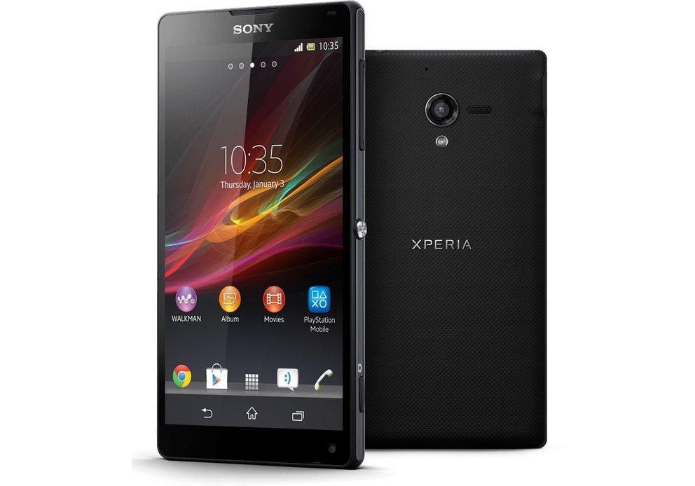Sony Xperia ZL: Kleiner Bruder des Z für nur 419 Euro bei Amazon [Deal]