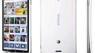 Sony Ericsson Xperia arc S - Unboxing