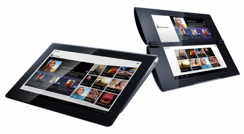 Sony S1 kommt Mitte September als Tablet S