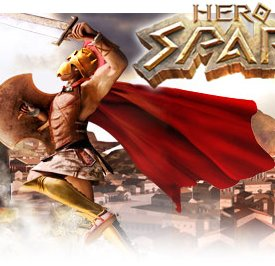 Gameloft-Adventskalender: Hero of Sparta HD für Android heute gratis