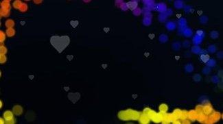 Live-Wallpaper Gravitron: Frühlings-Pixel fürs Android-Smartphone