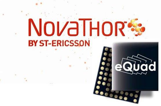 ST-Ericsson: NovaThor-Prozessor mit 3 GHz &amp&#x3B; LTE  zum MWC 2013