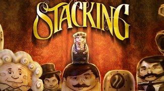 Stacking - Screenshots zum The Lost Hobo King DLC