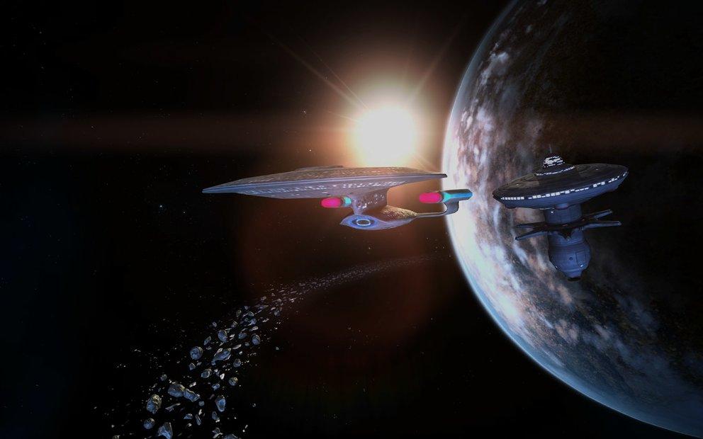 Star Trek - Infinite Space: MMO endgültig gecancelt