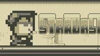 StarDash: Jump'n'Run im Game Boy-Look