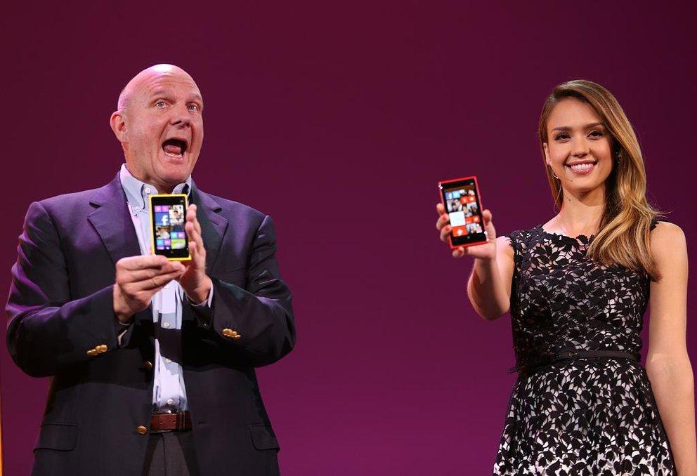"""Steve Ballmer: Android ist """"wild und unkontrolliert"""""""
