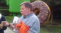 """Steve Wozniak: Das HTC Thunderbolt ist """"schrecklich"""""""