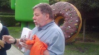 Steve Wozniak: Apple-Gründer holt sich Galaxy Nexus ab – direkt bei Google