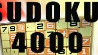 Sudoku 4000