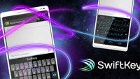 SwiftKey 4: Flow-Update ermöglicht Wischeingabe