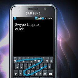 Swype: Neue Beta-Version für registrierte Nutzer