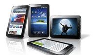 Samsung Galaxy Tab: Update auf Android 2.3.6 wird ausgeteilt