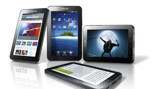 Samsung Galaxy Tab - Das kleine Android Tablet