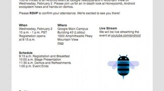 Android Event am 02. Februar - Live auf Youtube