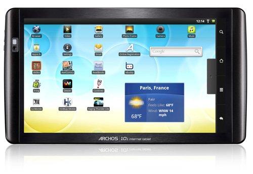 Archos 7C Home Tablets kommt im Juni mit 1,2Ghz