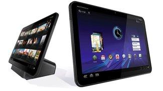 Motorola Xoom 3G erhält Update auf Android 3.2