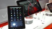 Viliv X7 und X10 Android Tablet Vorschau - Bilder und Videos (deutsch)