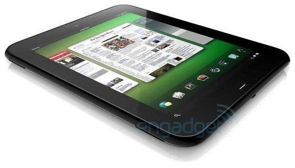 """HP / Palm WebOS Tablet """"Topaz und Opal"""" - Erste Bilder und Daten"""