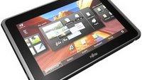 Fujitsu Stylistic Q550 - Business Tablet mit neuen Intel Oak Trail und Windows 7 (Video)