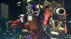 (Promo Video) LG Optimus Pad als Optimus Prime Transformer