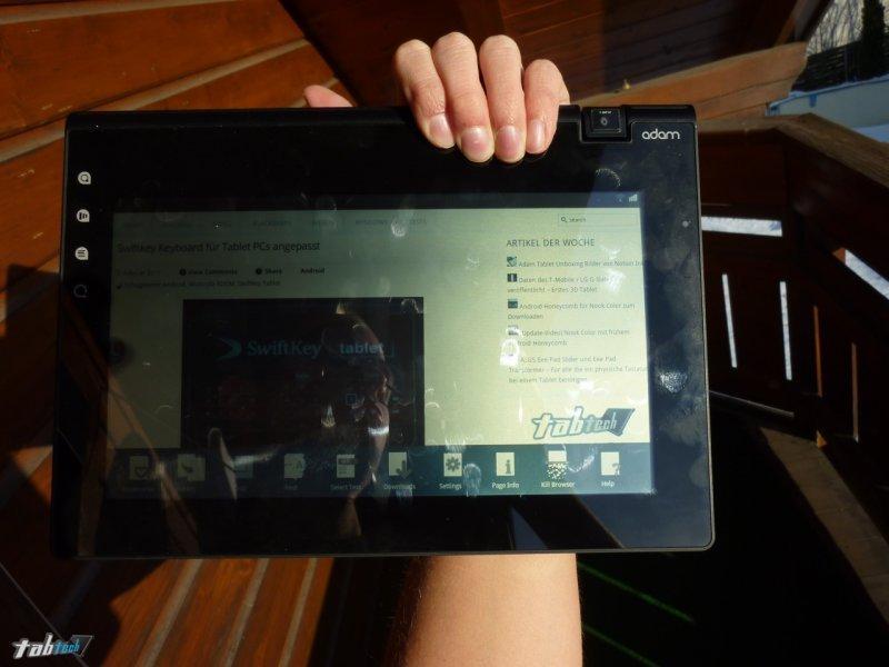Neues Notion Ink Adam 2 Tablet wird über kein Full HD Display verfügen