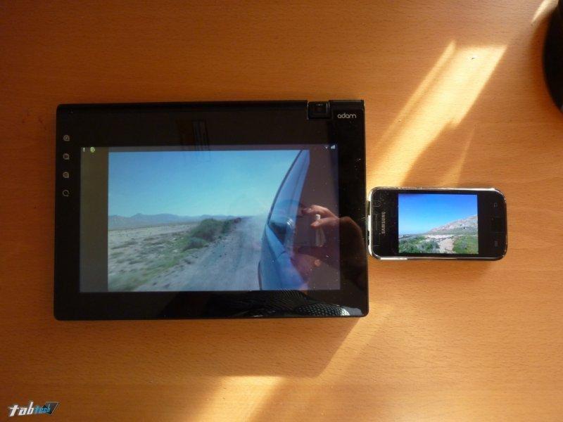 (Update: Video) Notion Ink Adam Tablet PC Test - Indiens iPad Killer?