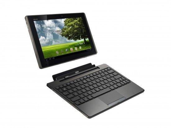 Asus Padfone und 7 Zoll Eee Pad Transformer für $299 im Februar 2012?