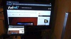 Motorola Xoom per HDMI am TV angeschlossen - Games, Filme, Internet... (Video)