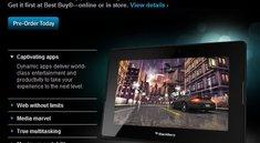 BlackBerry PlayBook 16GB Wifi-only für 499USD zum Vorbestellen (Update)