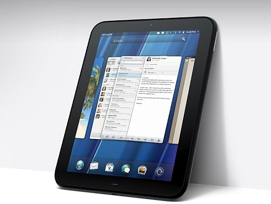 7 Zoll HP WebOS Tablet schon ab August