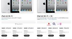 Apple iPad 2 jetzt online kaufen - ab 479€