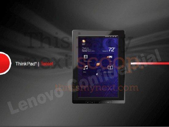 Lenovo ThinkPad kommt im Sommer 2011