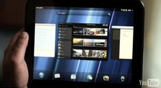 webOS in Aktion auf dem HP TouchPad (Video)