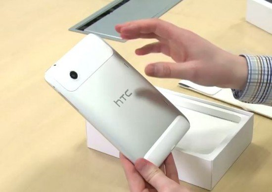 HTC Flyer - erstes Unboxing Video