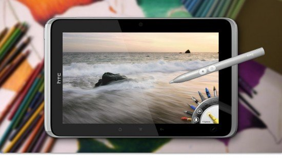 HTC Flyer deutsche Produktseite online - ab Mitte Mai bei O2