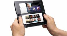 Kurzes Hands On mit dem Sony S2 Dual Screen Tablet (Video)