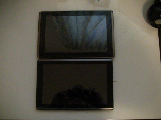 Asus Eee Pad Transformer erster deutsche Video Test und Vergleichsfotos zu Acer Iconia Tab A500