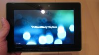 Der BlackBerry PlayBook Test - Der kleine Leistungs-Gigant