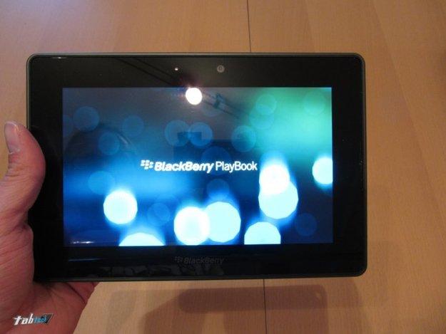 Der BlackBerry PlayBook Test - Der kleine Leistungs-Gigant